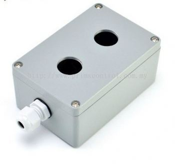PUSH BUTTON METAL ENCLOSURE BOX - iCON