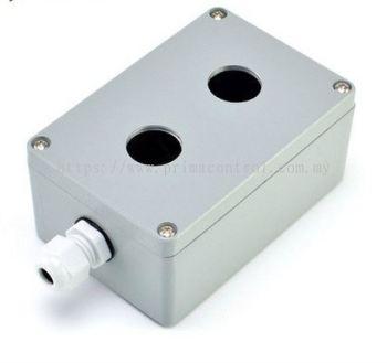 PUSH BUTTON METAL ENCLOSURE BOX - iCON