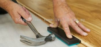 Installation of Timber Flooring Services