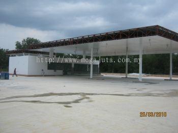 Ipoh Petrol Station