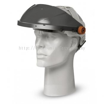 ECONOMIC VISOR HOLDER