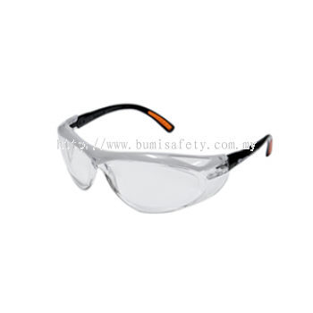 Protector Icon Clear Lens Safety Spectacles