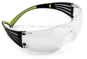 3M SECUREFIT EYEWEAR BLACK FRAME SF401AF