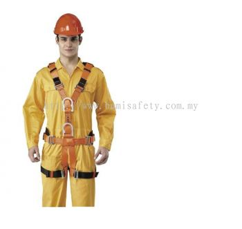 Telecom Full Body Harness