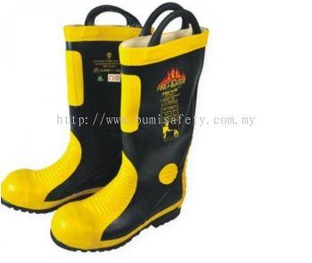 FIREFIGHTER BOOT Harvik Boot