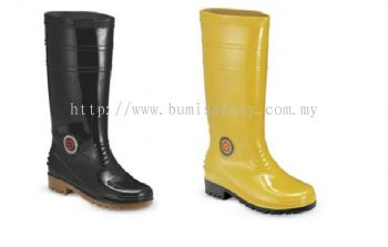 Safety PVC Wellington Boot Rain Boot