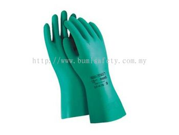 Solvex Nitrile Gloves