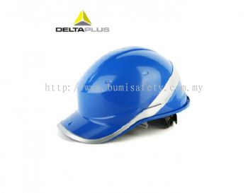INDUSTRIAL SAFETY HELMET DELTA PLUS REFLECTIVE STRAP SAFETY HELMET