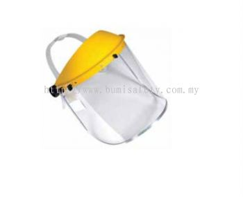 INDUSTRIAL SAFETY HELMET Face Shield
