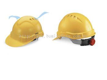 PROGUARD SAFETY HELMET  RATCHET (AIR FLOW)