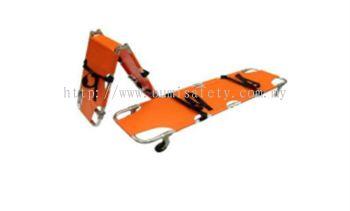 Emergency Stretcher w,Wheel & 2 straps