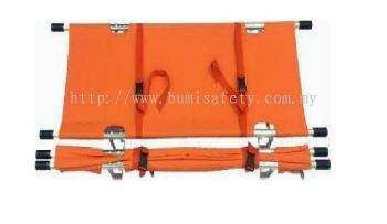 Single Fold Stretcher w,sewn-on 2 strap