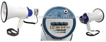 Safety -Hailer Megaphone CM-66R