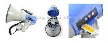 Safety -Hailer Megaphone CSR-66 USB