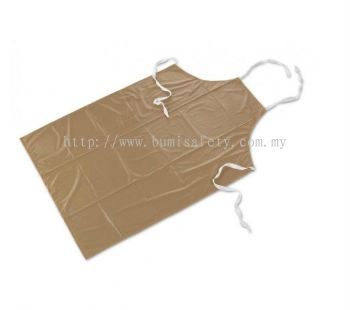 Heavy Duty Poly-Vinyl Apron