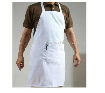 Full Apron (White)
