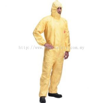 Dupont Tychem C Coverall