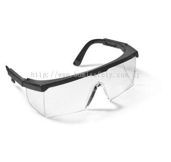 Ecosafe 46 Eyewear - Black Frame