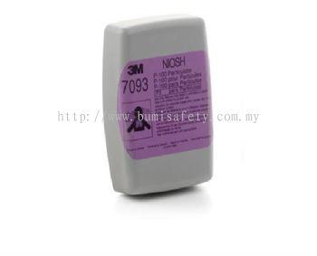 3M 7093 P100 Particular Filter