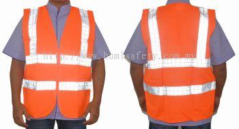 Safety Vest SV04OR