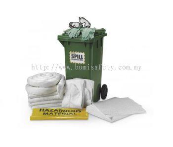 120L Dispenser Cart Spill Kit