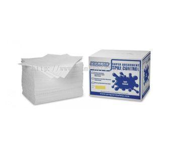 Laminate sorbent pad 8mm - oil