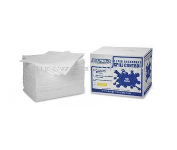 Laminate sorbent pad 3mm - Oil