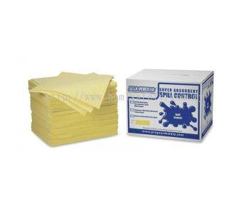 Laminate sorbent pad 3mm - chemical