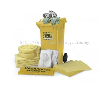 240L Dispenser Cart Spill Kit