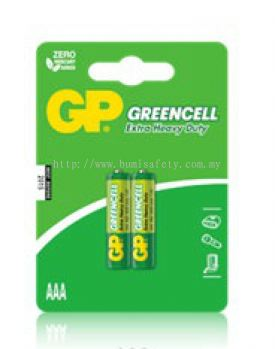 Green Cell Battery AAA