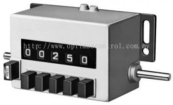 HENGSTLER MECHANICAL COUNTER Malaysia Singapore Thailand Indonesia Philippines Vietnam Europe USA
