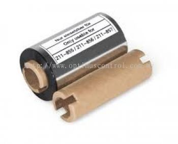 WAGO 258-157 Thermal transfer ink ribbon Malaysia Singapore Thailand Indonedia Philippines Vietnam Europe & USA