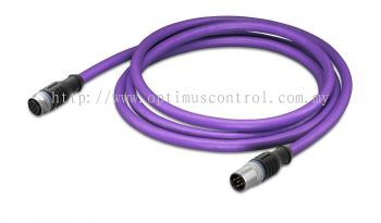 WAGO 756-1106-060-050 PROFIBUS cable, angled Malaysia Singapore Thailand Indonedia Philippines Vietnam Europe & USA