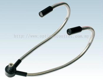 2 CHANNEL FIBER OPTIC LIGHT GUIDE
