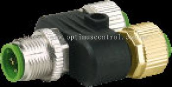 MURR ELECTRONIK T Coupler Connector Malaysia Singapore Thailand Indonesia Philippines Vietnam Europe USA