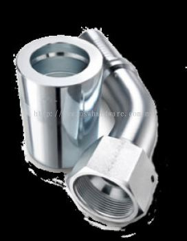 INTERTRACO I SERIES INTERLOCK FITTINGS FOR 4 AND 6 SPIRAL HOSES