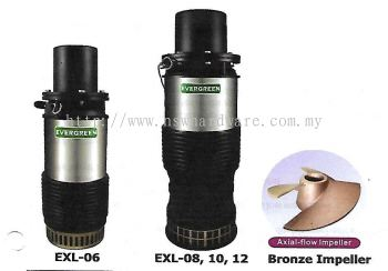 EVERGUSH / EVERGREEN EXL LARGE VOLUME SUBMERSIBLE PUMP