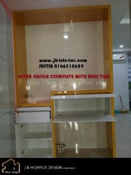 TTDI kitchen cabinet