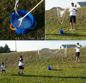 Giant Bubble Rope