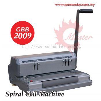 Spiral Binder Machine