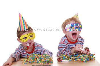 BIRTHDAY BLOW (10 PCS)