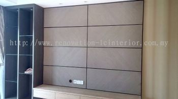 Full Height Display Cabinet(project in Setia Walk Puchong R3)
