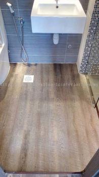 Vinyl Click Flooring(project in Setia Walk Puchong R3)