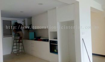 Kitchen Cabinet(Armanee Terrace CondoII Damansara)