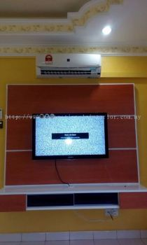 TV Console(Project at Langat Jaya)