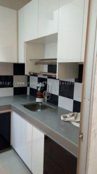 Top & Base Kitchen Cabinet(Taman Perkasa Fasa)