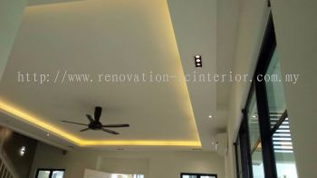 Custom Plaster Ceiling