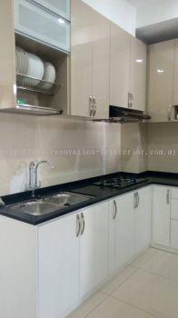 Full Set Kitchen Cabinet(Jln Suarasa Project)