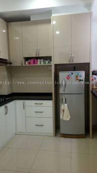 Full highCabinet for fridge(Jln Suarasa Project)
