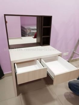 Dressing table (Custome made)